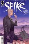 Buffy The Vampire Slayer Spike #2 Variant Steve Morris Cover