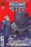 Atomic Robo And The Flying She-Devils Of The Pacific #4