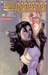 Executive Assistant Assassins #3 Cover A Alex Konat