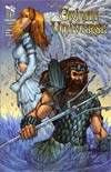 Grimm Universe #1 Neptune Angel Cover A Giuseppe Cafaro