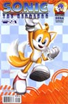 Sonic The Hedgehog Vol 2 #241 Variant Greg Horn Cover