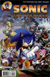 Sonic The Hedgehog Vol 2 #241 Regular Tracy Yardley Cover