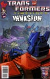 Transformers Timelines #7 Invasion