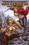 War Goddess #10 Regular Jason Eden Cover
