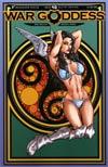 War Goddess #10 Variant Sultry Cover