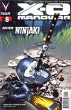 X-O Manowar Vol 3 #5 Cover A Regular Mico Suayan Cover