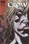 Crow Vol 4 #3 Regular Kyle Hotz Cover