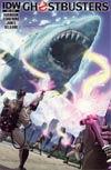 Ghostbusters #13 Regular Dan Schoening Cover