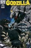Godzilla Vol 2 #5 Cover A Regular Zach Howard Cover