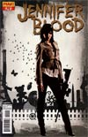 Garth Ennis Jennifer Blood #19 Regular Tim Bradstreet Cover