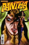 Pantha Vol 2 #4 Regular Mark Texeira Cover