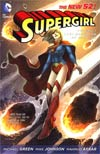Supergirl (New 52) Vol 1 Last Daughter Of Krypton TP