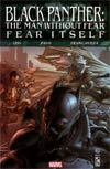 Black Panther The Man Without Fear Fear Itself TP