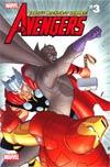 Marvel Universe Avengers Earths Mightiest Heroes Comic Reader #3 TP