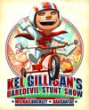 Kel Gilligans Daredevil Stunt Show HC