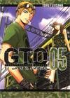 GTO 14 Days In Shonan Vol 5 GN