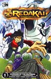 Redakai Conquer The Kairu Vol 1 Invasion Of The Gilfreem GN