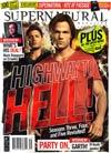 Supernatural Magazine #35 Oct 2012 Newsstand Edition