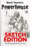 Mark Texeira Powerhouse SC Sketch Edition