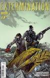 Extermination #1 1st Ptg Cover D James Harren
