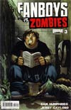 Fanboys vs Zombies #3 Regular Cover A