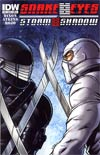 Snake Eyes & Storm Shadow