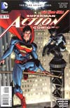 Action Comics Vol 2 #11 Cover D Variant Cully Hamner Cover