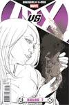 Avengers vs X-Men #7 Cover F Incentive Sara Pichelli Sketch Cover