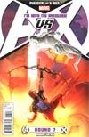 Avengers vs X-Men #7 Cover B Variant Team Avengers Cover