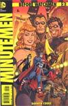 Before Watchmen Minutemen #2 Cover B Incentive Jose Luis Garcia-Lopez Variant Cover
