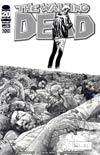 Walking Dead #100 Incentive Charlie Adlard Sketch Cover