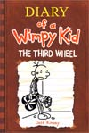 Diary Of A Wimpy Kid Vol 7 The Third Wheel HC