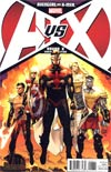 Avengers vs X-Men #8 Cover E Incentive Adam Kubert Variant Cover
