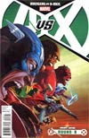 Avengers vs X-Men #8 Cover F Incentive Jerome Opena Variant Cover