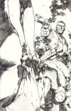 Extermination #2 Incentive Trevor Hairsine Virgin Sketch Cover