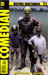 Before Watchmen Comedian #4 Combo Pack With Polybag