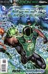 Green Lantern Vol 5 #13 Regular Ivan Reis Cover (Rise Of The Third Army Tie-In)