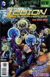 Legion Of Super-Heroes Vol 7 #13