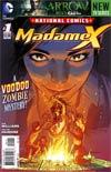 National Comics Madame X #1
