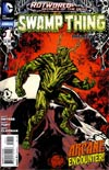 Swamp Thing Vol 5 Annual #1