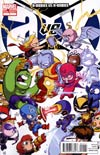 A-Babies vs X-Babies #1 Regular Skottie Young Cover