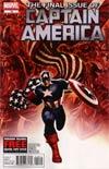 Captain America Vol 6 #19 Regular Steve Epting Cover