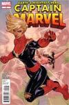 Captain Marvel Vol 6 #5 Regular Terry Dodson Cover