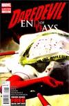 Daredevil End Of Days #1 Regular Alex Maleev Cover