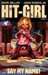 Hit-Girl #4 Cover A Regular John Romita Jr Cover