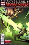 Invincible Iron Man #526 Regular Salvador Larroca Cover