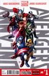 Uncanny Avengers #1 Regular John Cassaday Cover
