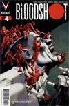 Bloodshot Vol 3 #4 Regular Arturo Lozzi Cover