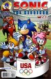 Sonic The Hedgehog Vol 2 #242