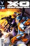 X-O Manowar Vol 3 #6 Cover A 1st Ptg Regular Doug Braithwaite Cover
